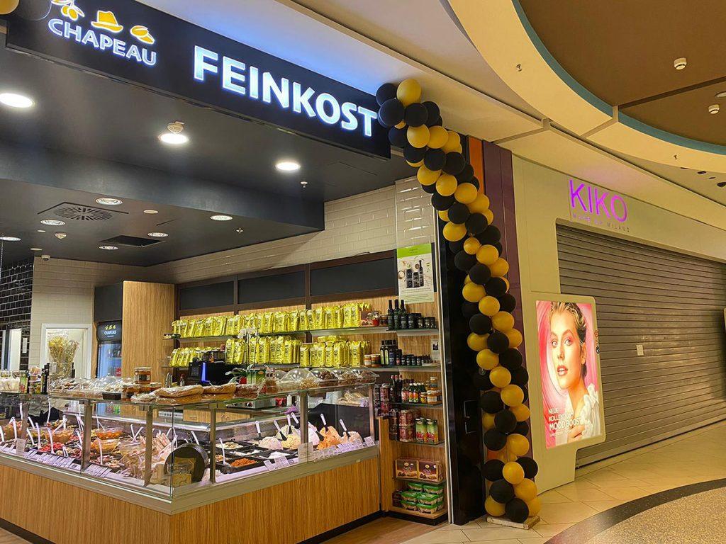 Chapeau Feinkost in Frankfurt