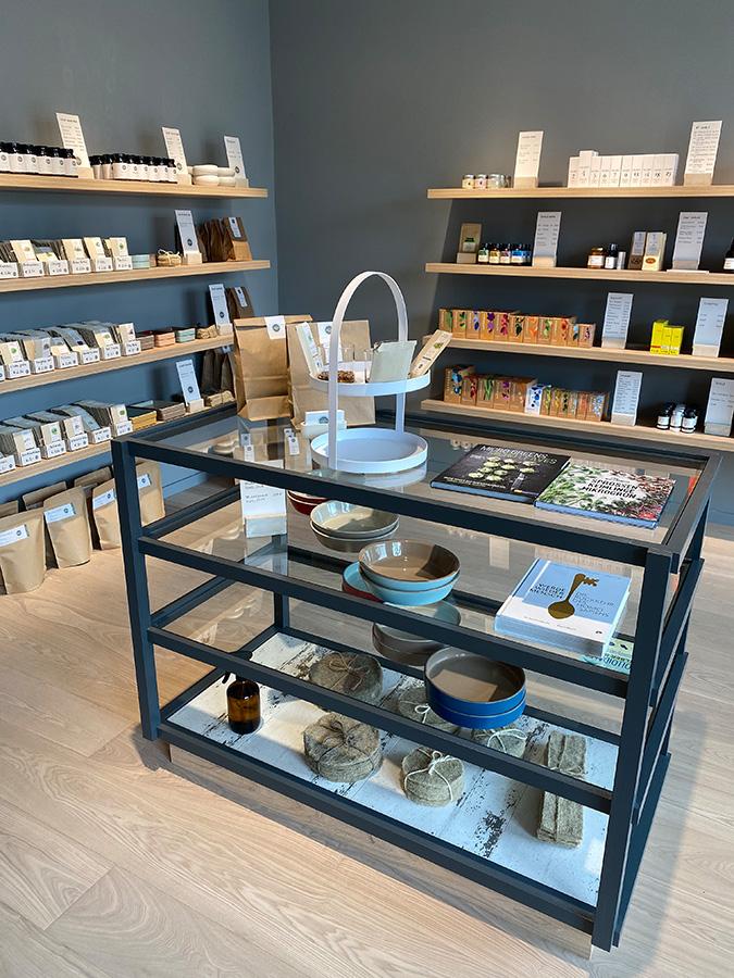 CONCEPT HEALTH STORE in München mit Artgerecht Produkten