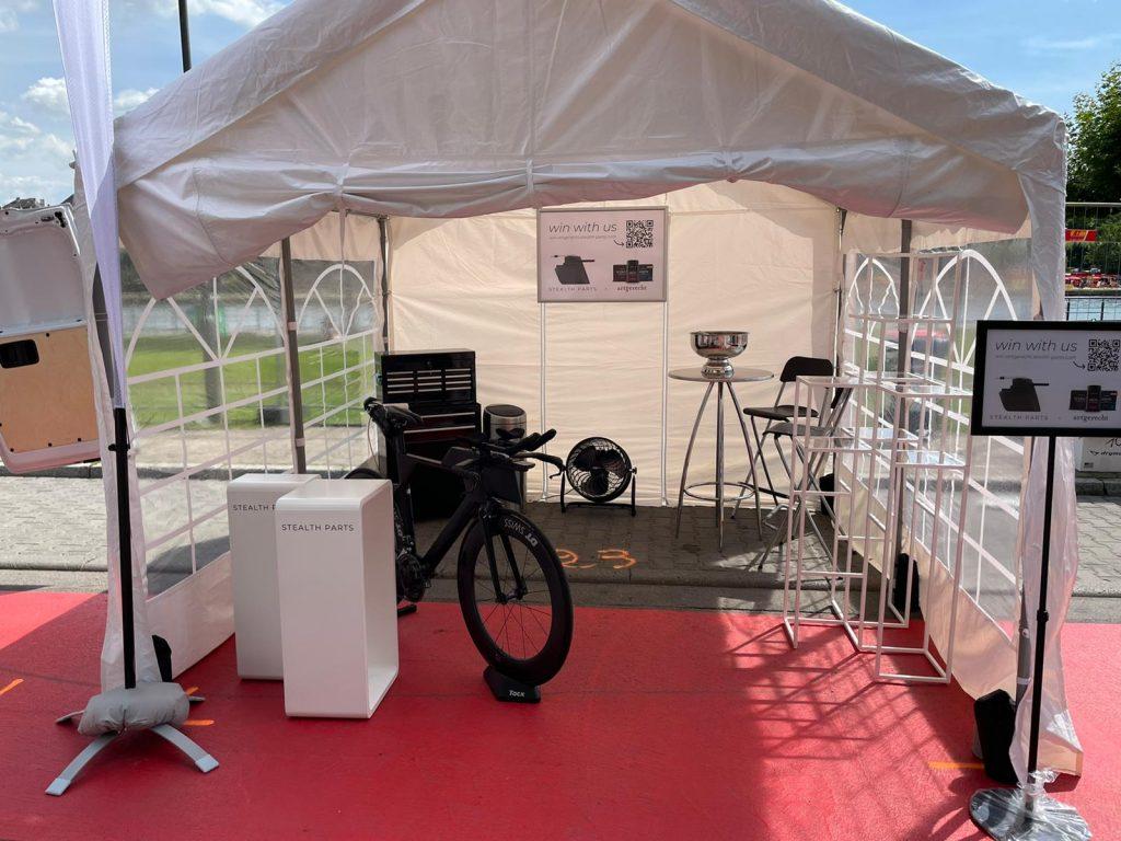 Ironman Frankfurt 2021 Artgerecht