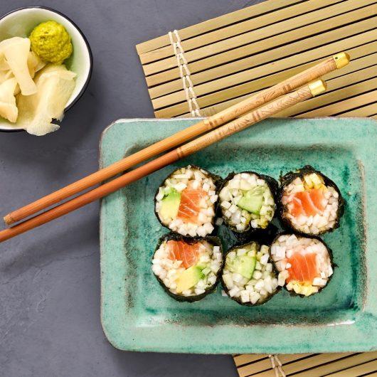 Artgerechtes Sushi